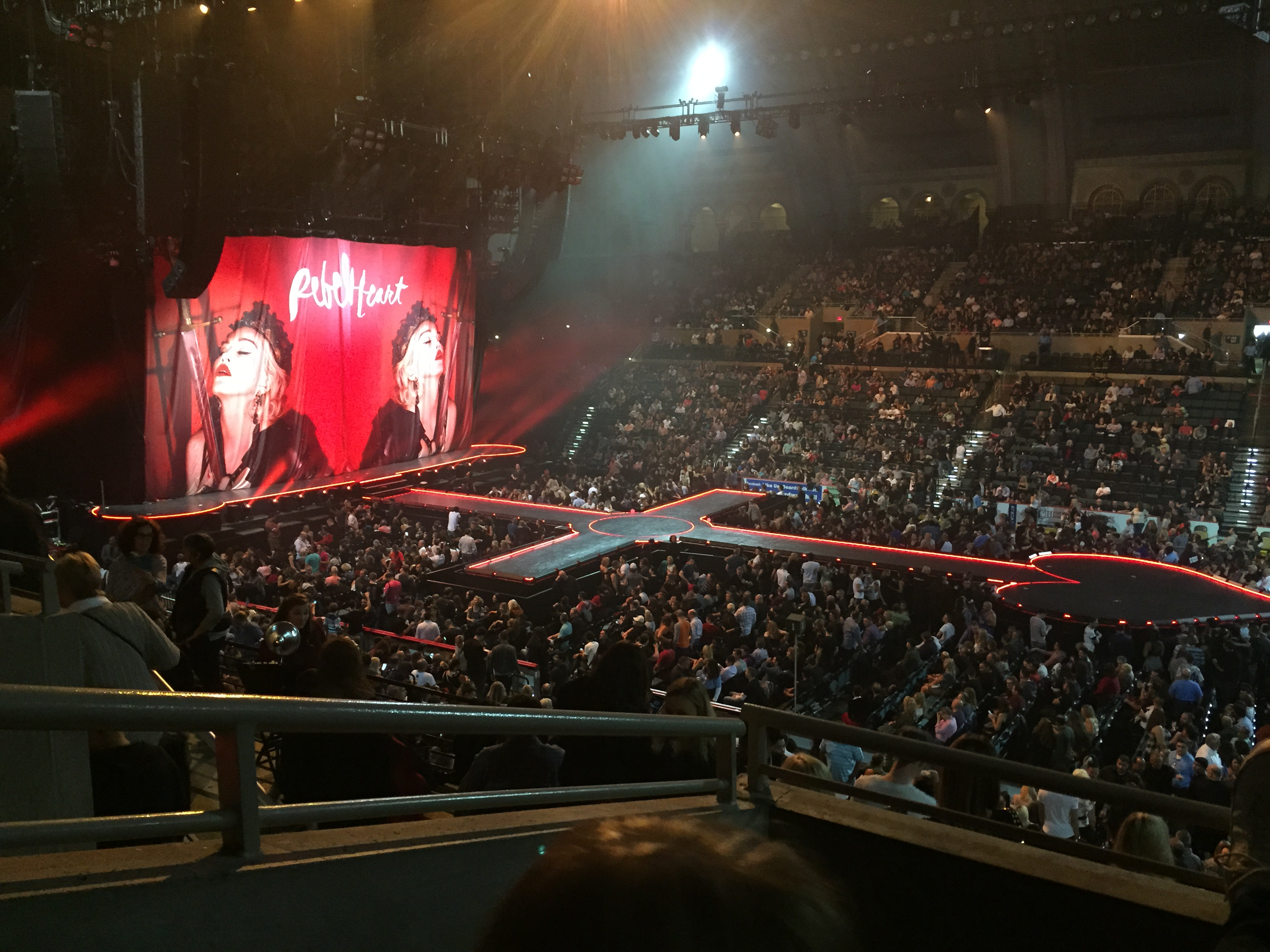 Madonna S Rebel Heart Tour A Whole New Perspective